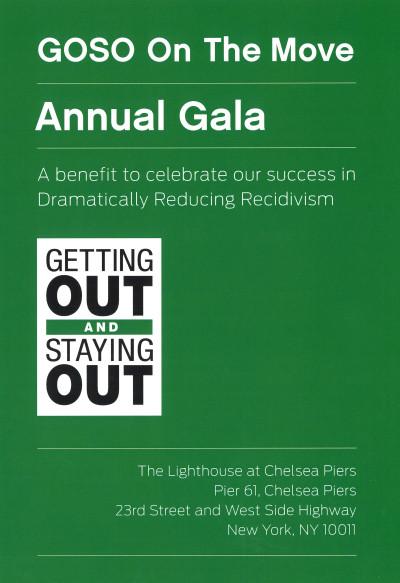 GOSO Gala 2016 Flyer