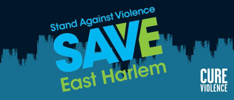 CURE Save Violence Logo