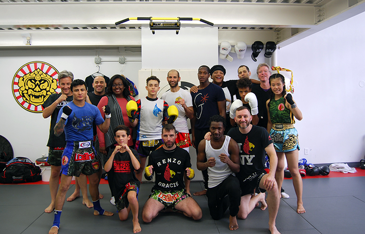 Thanks to everyone at Renzo Gracie Academy for a fantastic Coaches Club!