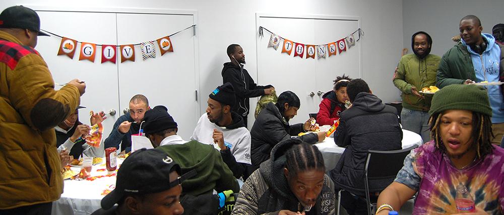 GOSO Thanksgiving dinner