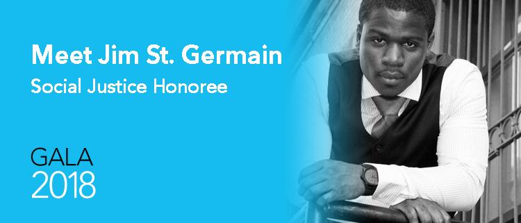 GOSO Gala Social Justice Honoree Jim St. Germain