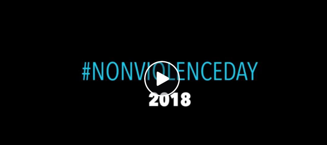 Internatioanl nonviolence day