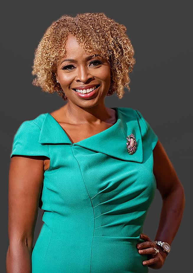 Jocelynne Rainey, CEO